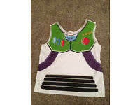 Halloween Fancy Dress Buzz Lightyear waistcoat (childs one size)