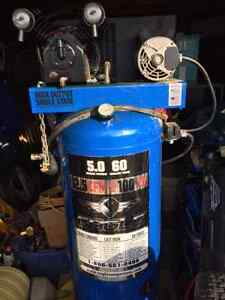 Eagle 5hp 60 Gallon Compressor