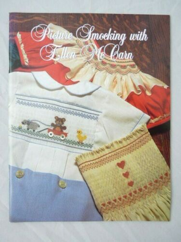 Picture Smocking with Ellen McCarn Book Stacking 7 Smocking Designs Included