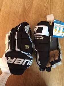 Bauer TotalOne Hockey Gloves 13''