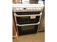 Indesit Electric Cooker ID60C2WS