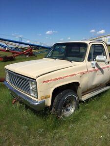 1987 Chevrolet C/K Pickup 2500