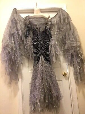 Women's Fallen Angel Elite in character Halloween costume size Small ](Fallen Angel Halloween Costume)