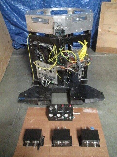 Brooks Automation, 001-2300-45, Buffer Robot Transfer Cluster Chamber, 416292