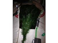Artificial Christmas tree (Triumph Tree; height 185cm)