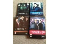 DVDs - Spooks Series X 4