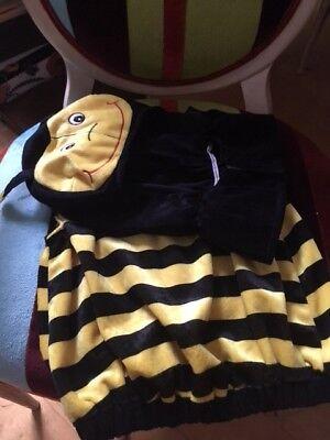 Supersüsses Bienen Kostüm Verkleiden Baby 86-92 Baby