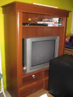 selling a T.V shelfing unit mint condition FREE DELIVERY