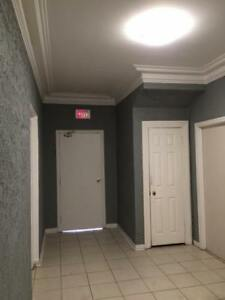 Lg 2-bdrm apt. DT Hamilton convenience. Incl. Parking & ALL util