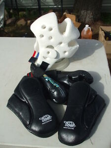 SPARRING GEAR KIT USED