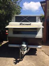 1983 Viscount van, pop top with bunk beds. Raymond Terrace Port Stephens Area Preview