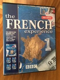 French, Beginners Course, BBC, Full Pack