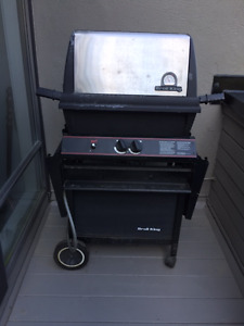 Gas BBQ - Working