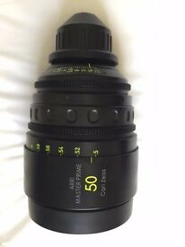 USED Arri / Zeiss 50mm LDS Master Prime T1.3 A++ condition
