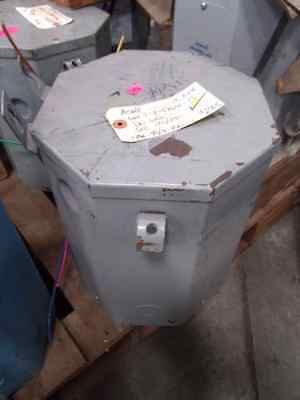 Acme 10 Kva Transformer Cat T-2-53616-1s Single Phase Lot 2
