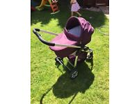 Used iCandy Cherry Travel System (buggy & pram)