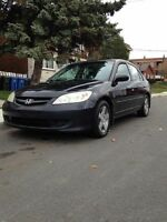 2004 honda civic si berline