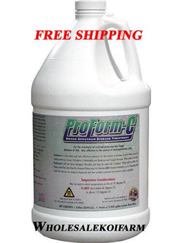ProForm-C DiseaseTreatment for Koi ponds 1 quart (32 oz) LIMITED STOCK FREE SHIP