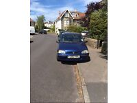 1997 Rover 114Si - low mileage; good runner but NS hydroelastic suspension requires attention