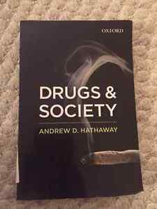 Drugs & Society Andrew D. Hathaway