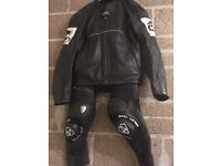 Arlen Ness 2 piece leathers and Spidi XPD boots