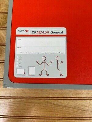 Agfa Cr Md4.0r General Cassette T20246