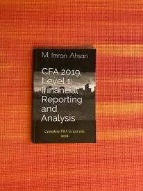 CFA 2019 Level 1 Complete Financial Reporting and Analysis in 1 week