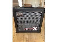 Roland Cube 30X Guitar Amp - 30 WATTS Practice Combo Amplifier - GREAT CONDITION