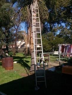 1x 14FT Industrail Ladder Bidwill Blacktown Area Preview