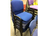 Selection of Chairs in Blue