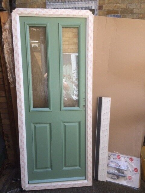 best website 1c3e0 6790a Composite front door, Chartwell green. NEW | in Oxford, Oxfordshire |  Gumtree