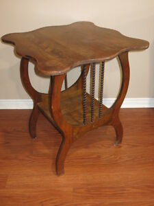Antique side table London Ontario image 1
