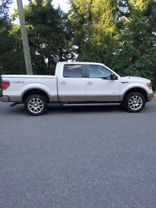 2012 Ford F-150 King Ranch Pickup Truck