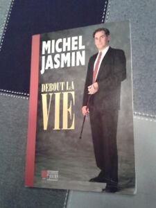 Biographie de Michel Jasmin