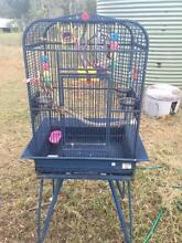 Large Bird Cage with Stand Ferny Grove Brisbane North West Preview