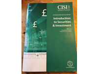 CISI Introduction to Securities & Investment Edition 31 2015/2016