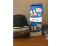 Dymo Label Printer maker and labels