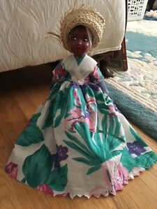 Doll, Collectible handmade Dominican Republic Doll - Gift?