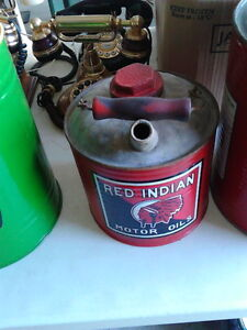 Vintage Gas Cans - Re-branded London Ontario image 2