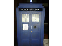 Big Chief Studios 1/6th Scale Doctor Who 11th Tardis, Figure and Extras