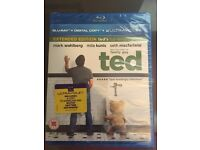 TED (Blu Ray) brand new & sealed