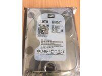 1.0TB Hard Disk