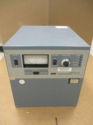 ENI OEM-25N-01 High Frequency RF Generator, Novellus 27-00157-00, 409751
