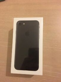 iPhone 7 32gb sealed brand new