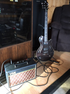 Michael Kelly Patriot Standard with new amp