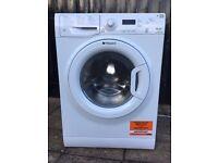Hotpoint Aquarius WMAQF651P 6Kg Washing Machine with 1200 rpm