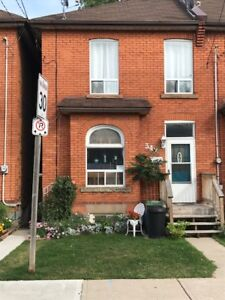 House for Rent in James Street North Area-Open House Sat. & Sun.