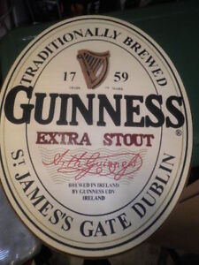 Beer Taps & Signs...