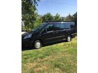 Proace Panel Van 7500 miles approx registered 2015 6 Seater , under toyota warranty