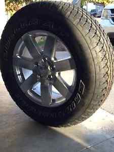 Jeep Wrangler Tires Windsor Region Ontario image 1